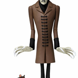 NECA Toony Terrors:  Nosferatu - Count Orlok
