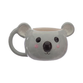 Homes On Trend Cutiemals Ceramic Koala Mug