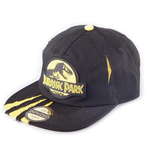 Difuzed Jurassic Park Ripped Snapback Cap
