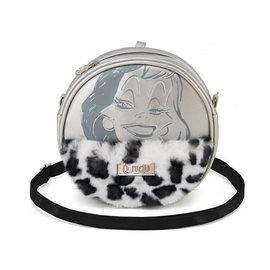 KaracterMania Cruella de Vil -Round Shoulder Bag