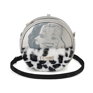 KaracterMania Cruella de Vil -Round Shoulder Bag