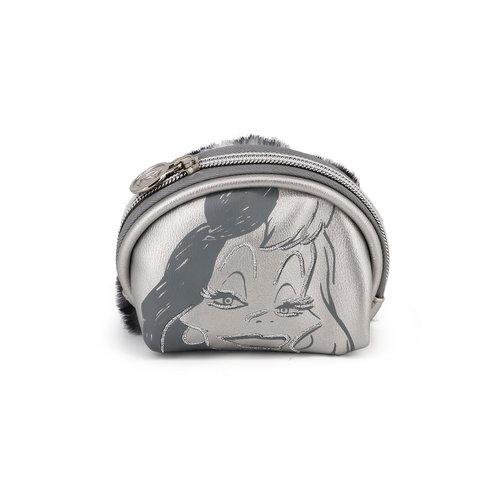 KaracterMania Cruella De Vil - Oval Fluffy Wallet