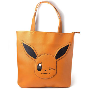 Difuzed Pokemon - Eevee Tote Bag