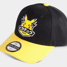 Difuzed Pokemon - Olympics Hero - Cap with Badge