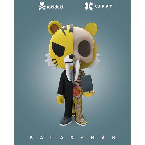 Fame Master Enterprise Ltd Tokidoki: Salary Man X-Ray Figurine