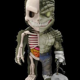 Fame Master Enterprise Ltd DC Comics: Killer Croc X-Ray Figurine
