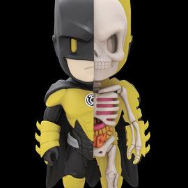 Fame Master Enterprise Ltd DC Comics: Yellow Lantern Batman X-Ray Figurine