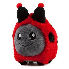 Kidrobot Littons: 4.5 inch Springtime Litton Ladybug