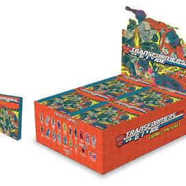 Kidrobot Transformers vs G.I. Joe: Enamel Pin Blind Box (Price per Piece)