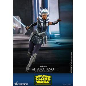 Hot toys Star Wars: The Clone Wars - Ahsoka Tano 1:6 Scale Figure