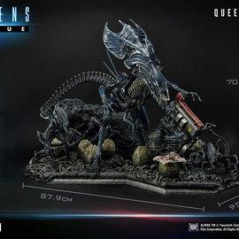 Prime 1 Studio Aliens: Queen Alien 28 inch Battle Diorama