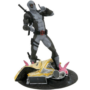 Diamond Direct Marvel Gallery: SDCC 2019 - X-Force Taco Truck Deadpool Statue
