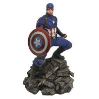 Marvel Premiere: Avengers Endgame - Captain America Statue