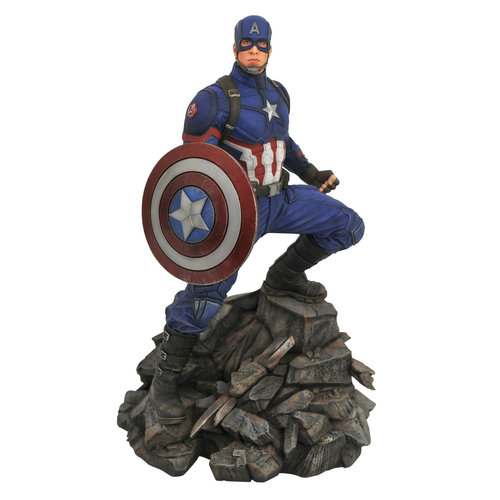Diamond Direct Marvel Premiere: Avengers Endgame - Captain America Statue