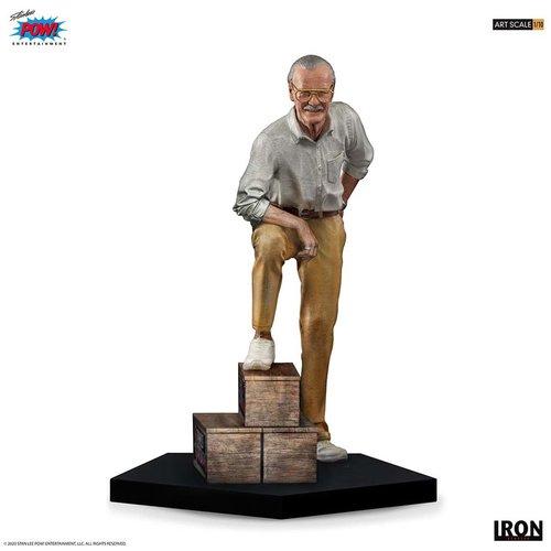 Iron Studios Marvel: Stan Lee 1:10 Scale Statue