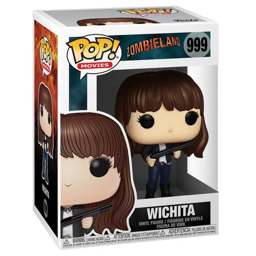 FUNKO Pop! Movies: Zombieland - Wichita