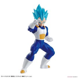Bandai Hobby Dragon ball: Entry Grade Super Saiyan God SS Vegeta - Model Kit