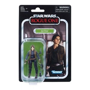 HASBRO Star Wars: Vintage Collection -  Jyn Erso - Rogue One