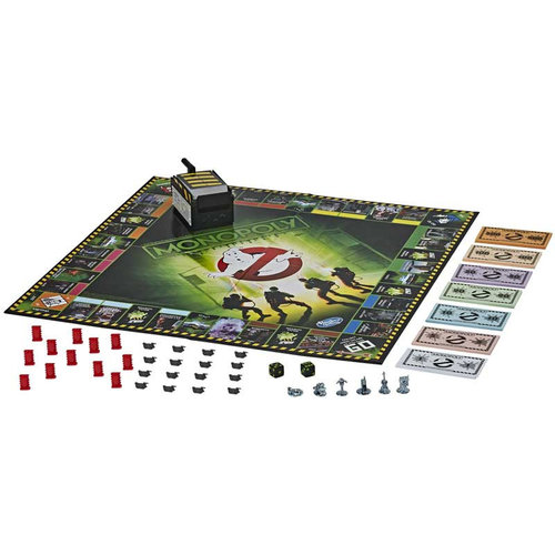 HASBRO Monopoly Ghostbusters