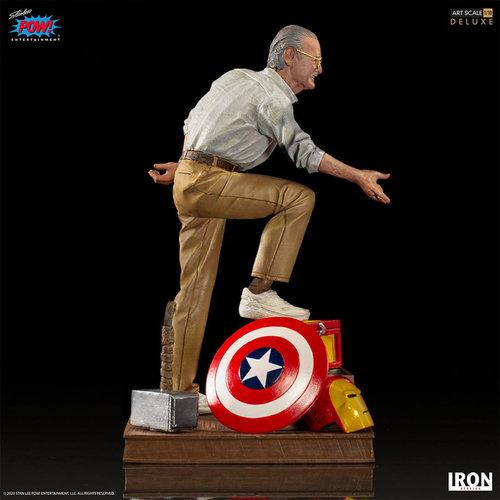 Marvel: Deluxe Stan Lee 1:10 Scale Statue