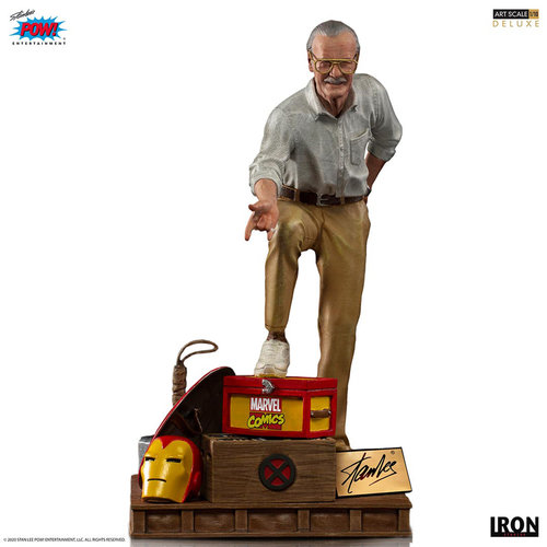 Marvel: Deluxe Stan Lee 1:10 Scale Statue