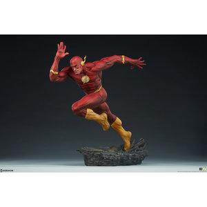 Sideshow DC Comics: The Flash Premium Statue