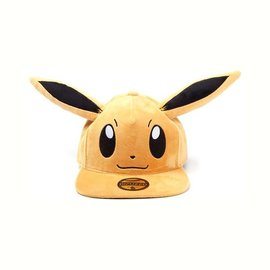 Difuzed Pokémon - Eevee Plush Snapback