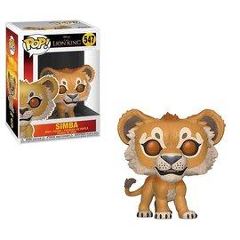 FUNKO POP! Disney - The Lion King- Simba