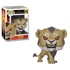 FUNKO POP! Disney - The Lion King- Scar