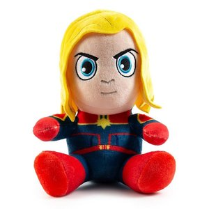 Kidrobot Marvel: Captain Marvel Phunny Plush