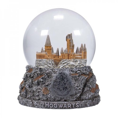 Half Moon  Bay Harry Potter: Hogwarts Castle Snow Globe