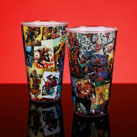 Paladone Marvel: Deadpool Glass