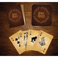 The Lord Of The Rings - Playing Cards