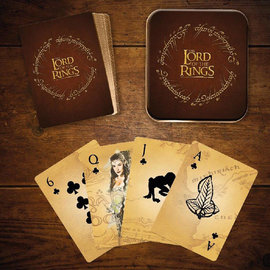 Paladone The Lord Of The Rings - Playing Cards