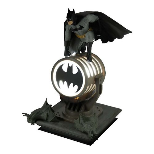 Paladone Batman - Batman on Bat-Signal Light