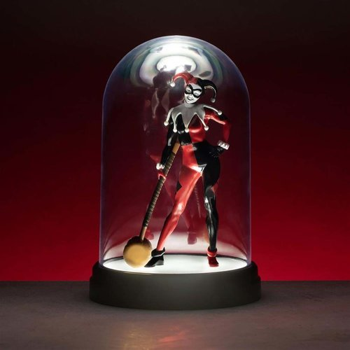 Paladone Batman - Harley Quinn Bell Jar Light