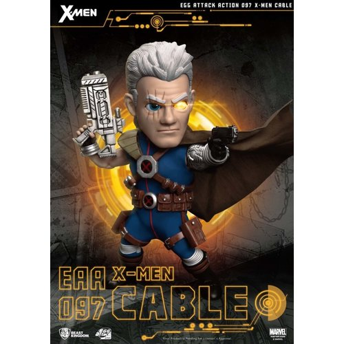 Beast Kingdom Marvel: X-Men - Cable Action Figure