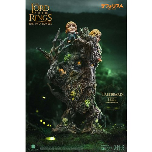 Star Ace Lord of the Rings: The Two Towers - Treebeard Defo-Real Statue