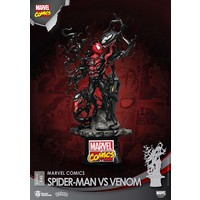 D-Stage: Marvel: Spider-man vs Venom