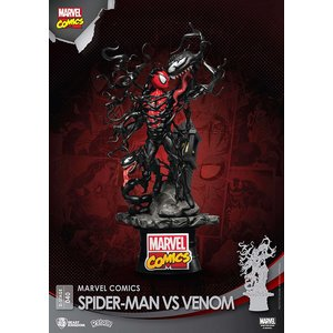 Beast Kingdom D-Stage: Marvel: Spider-man vs Venom