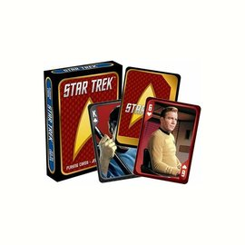 Aquarius Star Trek - Original Series -Playing Cards