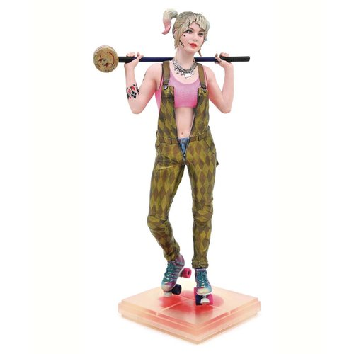 Diamond Select DC Gallery: Birds Of Prey - Harley Quinn - PVC Statue