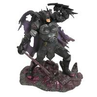 DC Gallery: Comic Metal Batman PVC Statue