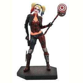 Diamond Select DC Gallery - Injustice 2 - Harley Quinn