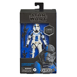 HASBRO Star Wars: Black Series - 6 Inch Stormtrooper Commander