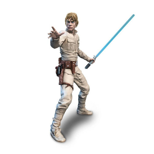 HASBRO Star Wars: Black Series - Hyperreal Luke Skywalker - Bespin Collector Figure
