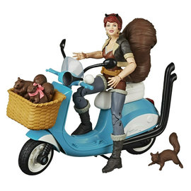 HASBRO Marvel Legends: Squirrel Girl with Vehicle