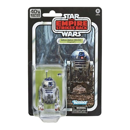 HASBRO Star Wars 40th Anniversary - R2D2