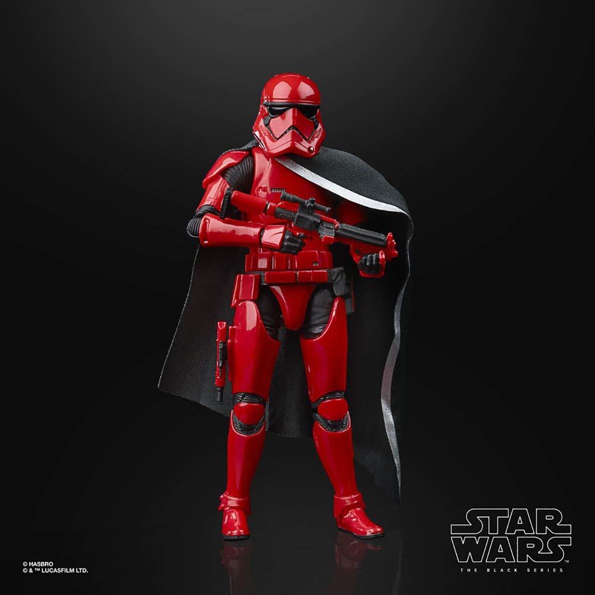 HASBRO Star Wars:The Black Series - Captain Cardinal