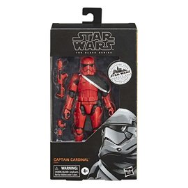 HASBRO Star Wars:The Black Series - Captain Cardinal